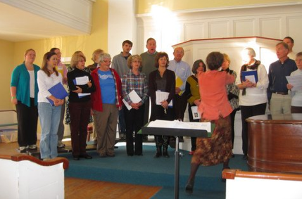 Juneberry Music Choral Singing School Gearing up for Winter Session!