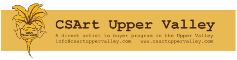 Call to Artists: CSArt Upper Valley (CSArtUV)
