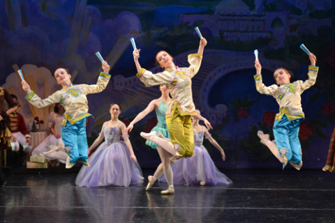 City Center Ballet Announces Auditions for Cinderella!
